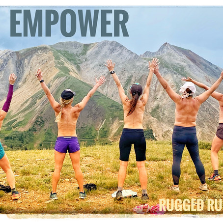 Rugged Running THE CAMP - Post Review