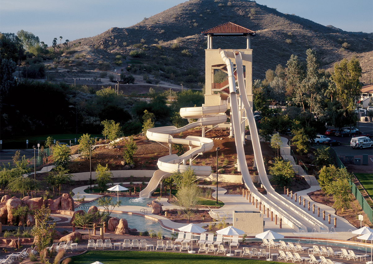 Arizona Grand Water Park