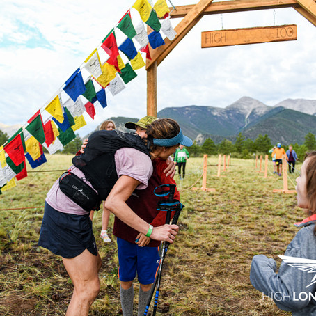 Time To Fly: High Lonesome 100 Recap