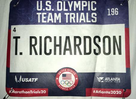 The Greatest Celebration - Olympic Marathon Trials 2020