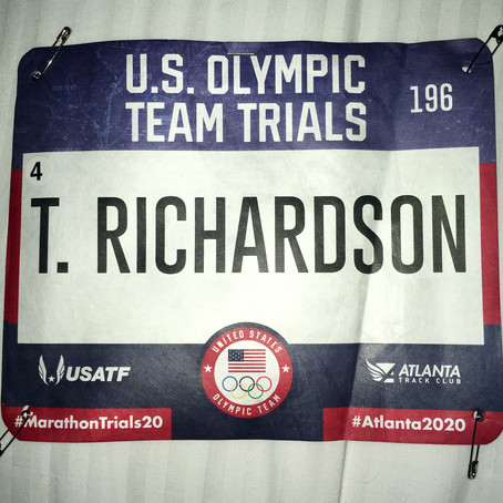 The Greatest Celebration - Olympic Marathon Trials 2020
