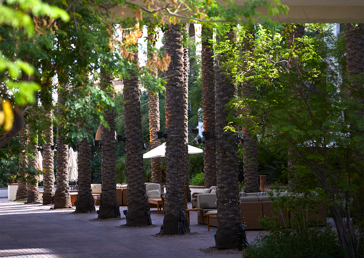 Arizona Grand Outdoor Meeting Areas