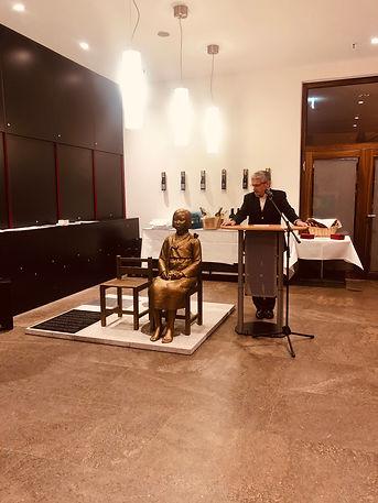 Prof. Dr. Joachim Valentin, Leiter des Haus am Dom