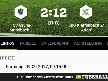 E2-Junioren: Klarer Auswärtssieg in Grüna /Mittelbach