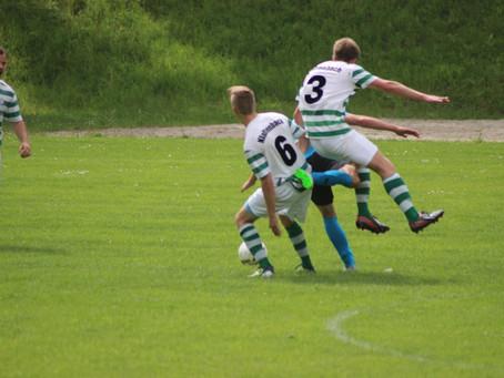 1. Mannschaft: Enttäuschendes Remis zum Saisonabschluss gegen VfL Chemnitz