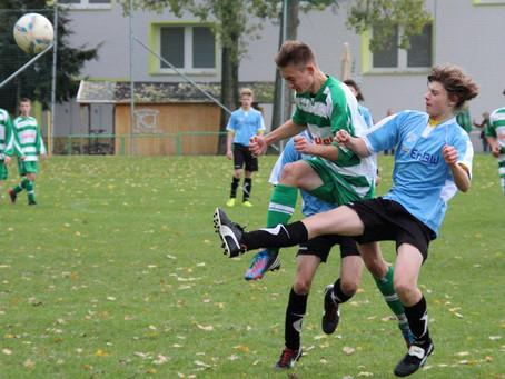 B-Junioren: Fußballkrimi im letzten Vorrundenspiel gegen Germania