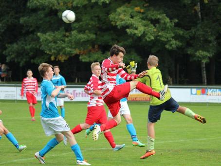 A-Junioren: Punktlos gegen TSV IFA