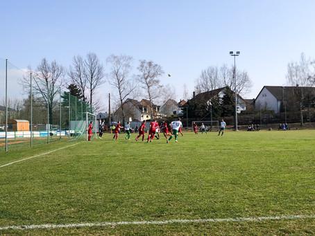 1. Herren: 4:0 Heimsieg gegen Viktoria Einsiedel