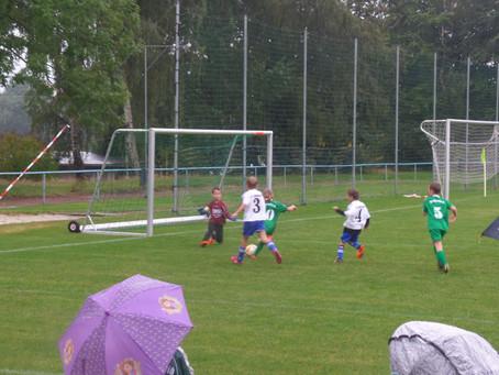 F2-Junioren: Hart umkämpfter 2.3 Auswärtssieg in Röhrsdorf