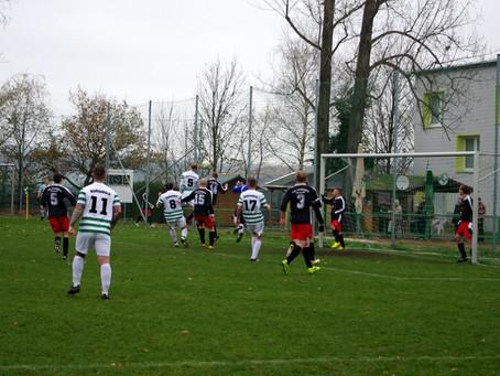 1. Mannschaft: Pokalaus nach Elfmeterschießen gegen Germania II.