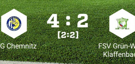 1. Herren: 4:2 Niederlage zum Rückrundenstart gegen USG Chemnitz