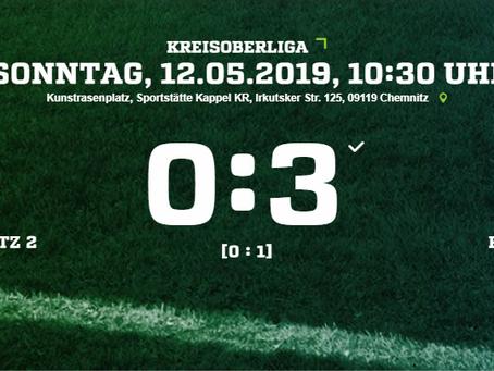 1. Herren: 3:0 bei BSC Rapid 2. – Klaffenbach weiter ungeschlagen