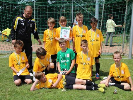 Brand-Hunters E-Junioren Cup: Handwerk Rabenstein II. Siegreich