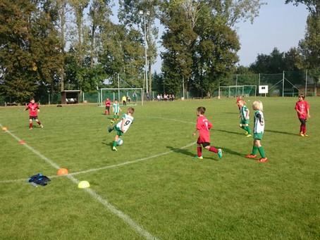 F1-Junioren: Kein Sieger im Spiel gegen den ESV LOK Chemnitz