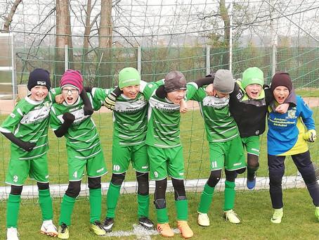 E2: Heimsieg gegen VFL Chemnitz 2