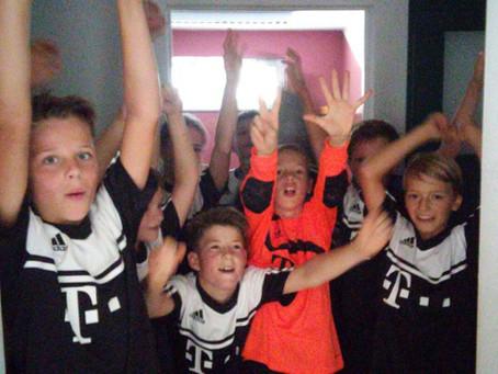 D-Junioren-Kicker landen 8:0 Auswärtsieg gegen Sportfreunde-Süd