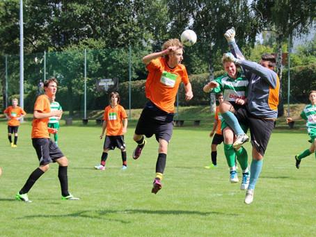 FSV B-Junioren: Erfolgreicher Test gegen Oederan