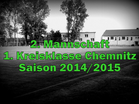 Saisonvorschau 2. Mannschaft