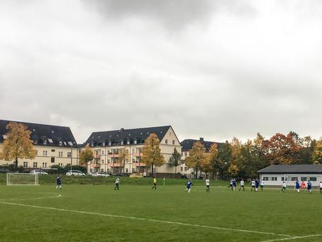 1. Herren: Verdienter 0:2 Sieg im Spitzenspiel gegen Blau-Weiß Chemnitz