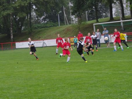 D-Junioren: Niederlage im Pokal gegen ESV LOK Chemnitz