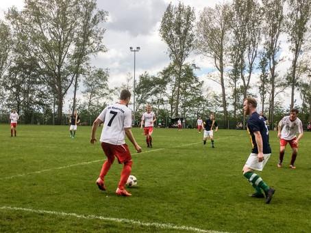 1. Herren: 3:1 Derbysieg gegen Ortsnachbarn Neukirchen