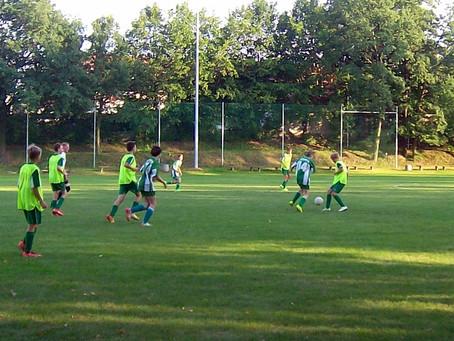 C-Junioren: 3:1 Sieg im Derby gegen Neukirchen