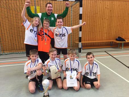 E-Junioren: Turniersieg beim MetroCup in Röhrsdorf