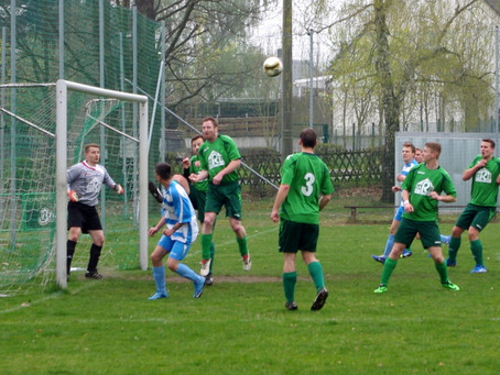 2. Mannschaft: Trauer und Freude bei 6:0-Sieg gegen Grüna-Mittelbach nah beieinander