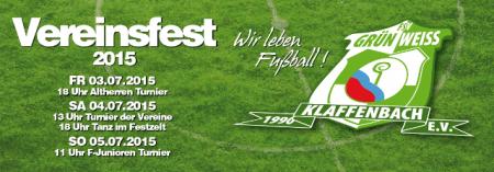 Vereinsfest Banner 640x223