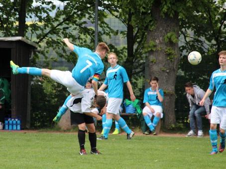 B-Junioren: Klarer 6:0 Erfolg gegen SpG. Reichenbrand/Grüna