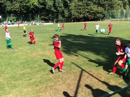 1. Herren: Klaffenbach bejubelt 2:0 Derbysieg gegen Einsiedel