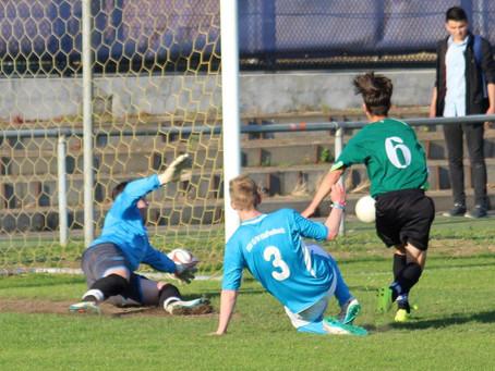 A-Junioren: Auswärtssieg gegen BSC Rapid