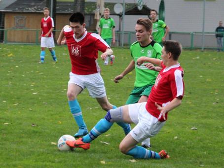 B-Junioren: Klarer 7:2 Sieg gegen BSC Rapid