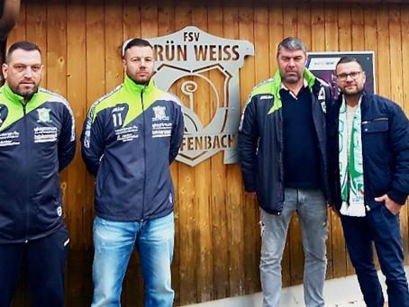 1. Herren: Steffen Karl übernimmt Traineramt