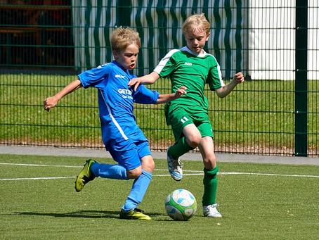 E2-Junioren: Sieg in den Schlussminuten gegen Röhrsdorf 2 erkämpft