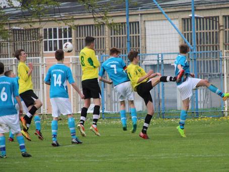 B-Junioren: Wichtiger Sieg gegen SpG Reichenhain/Bernsdorf/Blau-Weiß