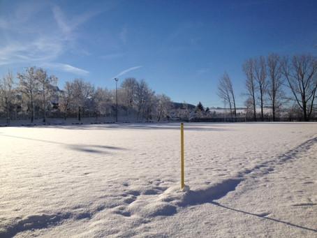 Winterfahrplan 1. Herrenmannschaft 2017/2018