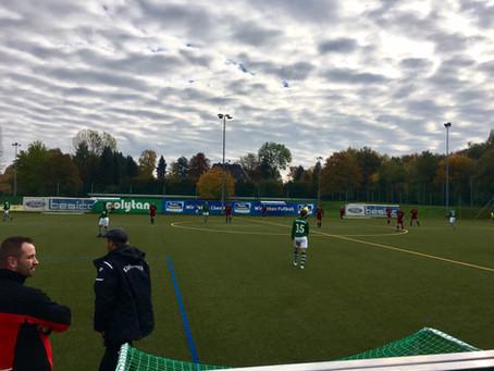 1 Herren: Eindrucksvoller 5:0- Auswärtssieg bei BSC Rapid Chemnitz 2.