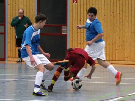 A-Junioren: 5. Platz beim Eurofoam-Cup in Burkhardtsdorf