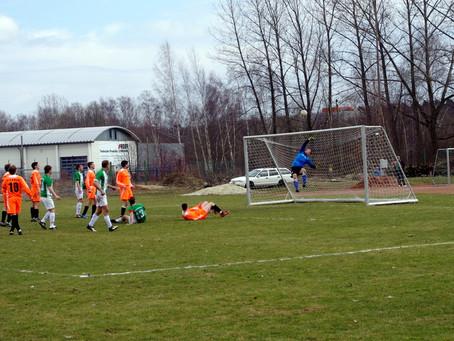 1:1 Unentschieden gegen CSV Siegmar