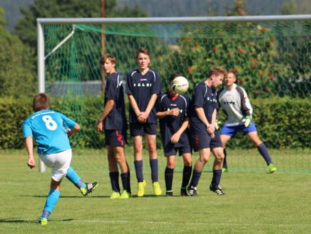 A-Junioren: Testspielniederlage gegen Gornsdorf/ Auerbach
