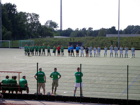 1. Mannschaft: Souveräner 9:0-Sieg gegen BSC Rapid Chemnitz 2.