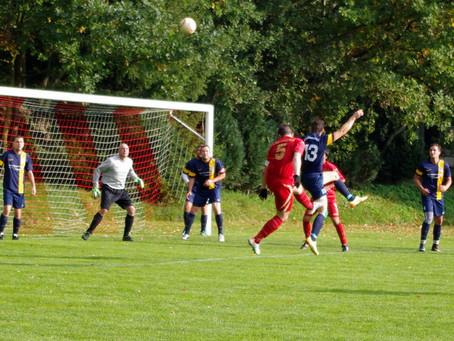 2. Mannschaft: Fünftes Unentschieden gegen SSV Textima Chemnitz