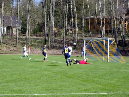 1. Mannschaft: Knapper 2:1 Sieg nach deutlicher Überlegenheit gegen Post SV