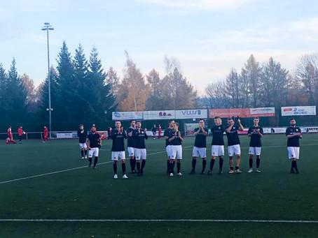 1. Herren: 2:0 Sieg gegen FC Stollberg
