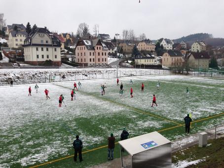 Erste gewinnt Vorbereitungsspiel gegen IKA Chemnitz