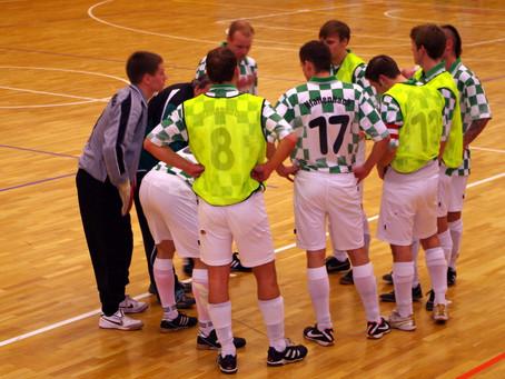 1. Mannschaft: 3. Platz bei Hallenkreismeisterschaft-Futsal