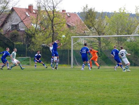 Unentschieden gegen Spvgg. Blau-Weiß Chemnitz