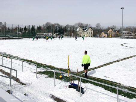 1. Herren: Verschenkte Punkte – 1:1 gegen Grüna-Mittelbach