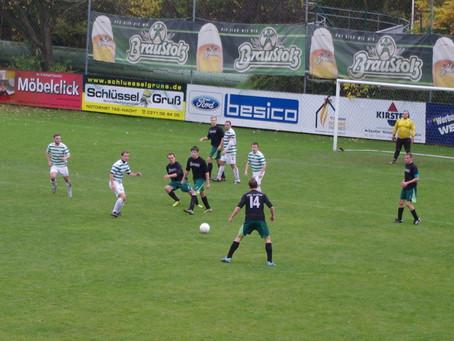 1. Mannschaft: 1:3 Arbeitssieg gegen BSC Rapid II.